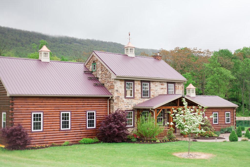 Bell mountain estate wedding
